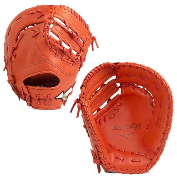 ミズノ(MIZUNO)1AJFY20400-52野球 ファーストミット<グローバルエリート> 少年軟式用RG H Selection02 一塁手用 (TK型)19SS 送料無料!