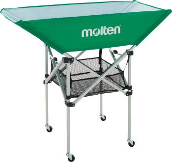 モルテン(Molten) BK0033G バレーボール 折りたたみ式平型ボールカゴ(背高) 20SS