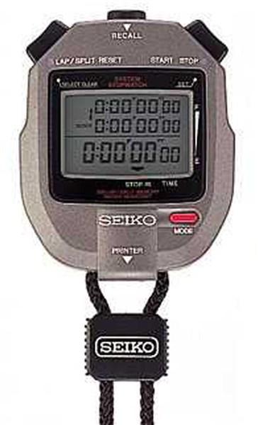 SEIKO(セイコー) SVAS011 タイマー システムストップウオッチ 19SS