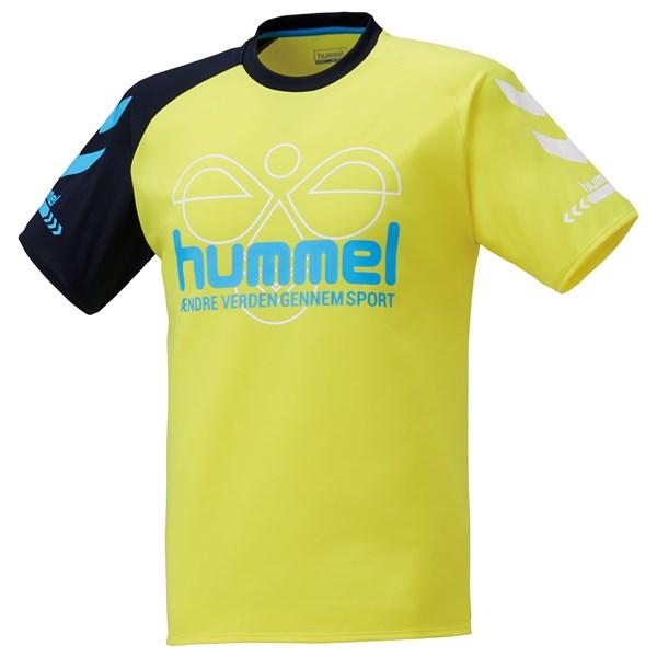 卓抜 SALE ヒュンメル hummel HAP4134 32 贈与 ハンドボール Tシャツ 20SS