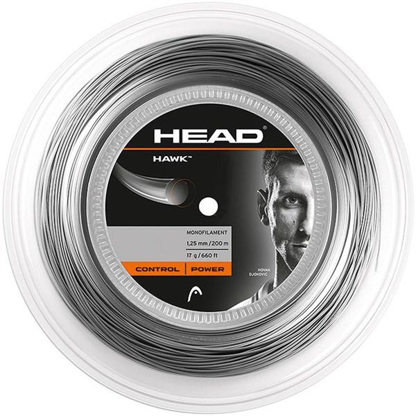 HEAD(ヘッド) 281113 GR テニス 硬式 ガット HAWK 200m 19FW