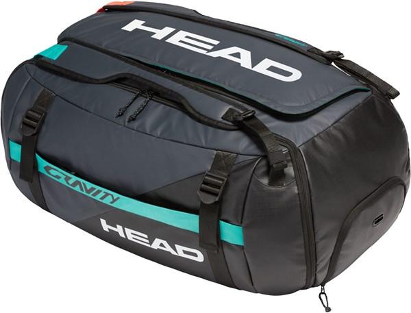 HEAD(ヘッド) 283000 BKTE テニス バック Gravity Duffle Bag 19FW