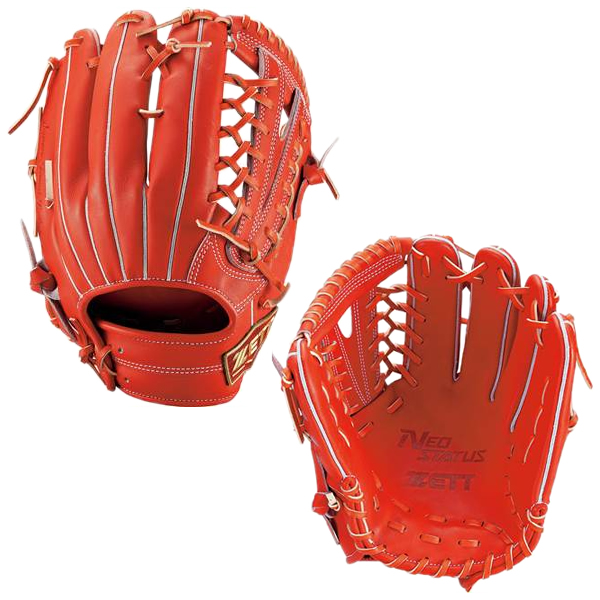 ZETT(ゼット) BPGB12017 5800R 野球 硬式グラブ ネオステイタスシリーズ 外野手用 20SS