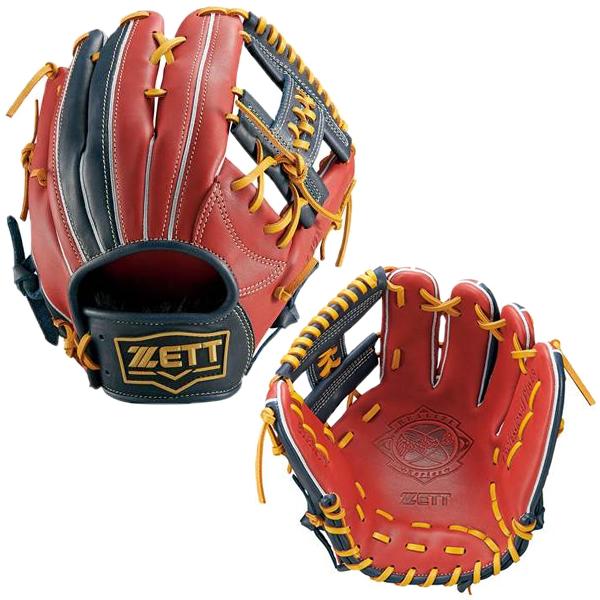 ZETT(ゼット) BSGB52010 6429 ソフトボールグラブ リアライズシリーズ オールラウンド用 20SS