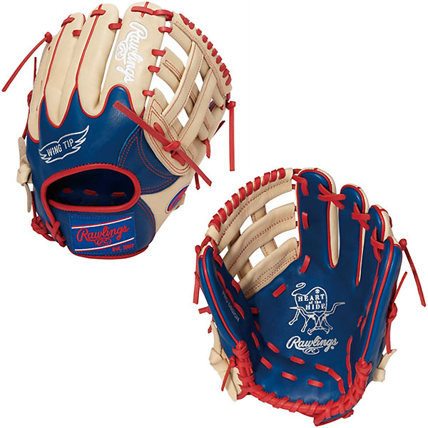 ローリングス(Rawlings) GRXHMN62W RYCAM 野球 軟式グラブ HOH MAJOR STYLE メジャースタイル 内野手用 20SS