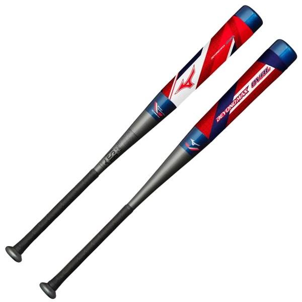 ミズノ(MIZUNO) 1CJBR15484 1405 野球 バット 一般軟式 ビヨンドマックス オーバル 20SS