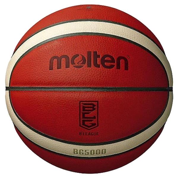 モルテン(Molten) B7G5000BL バスケットボール ボール BG5000 Bリーグ公式試合球 7号球 20SS