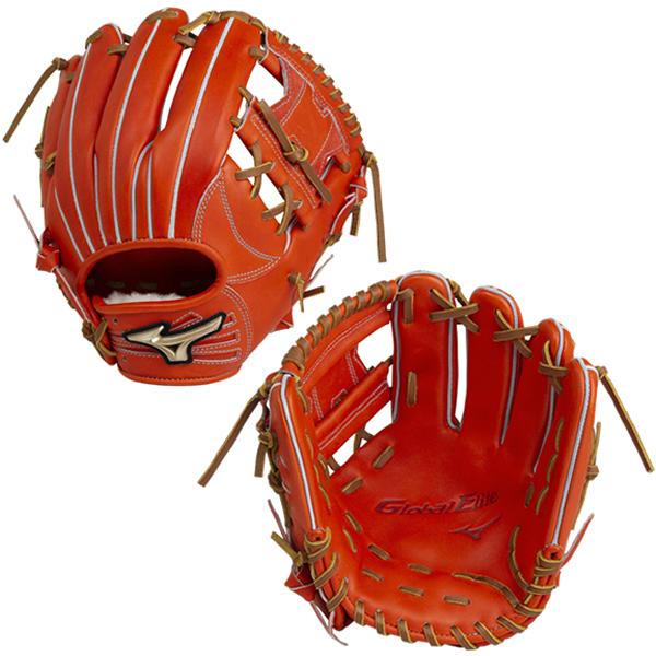 ミズノ(MIZUNO) 1AJGH22513 52 野球 グラブ 硬式 <グローバルエリート> Hselection00 内野手用 20SS
