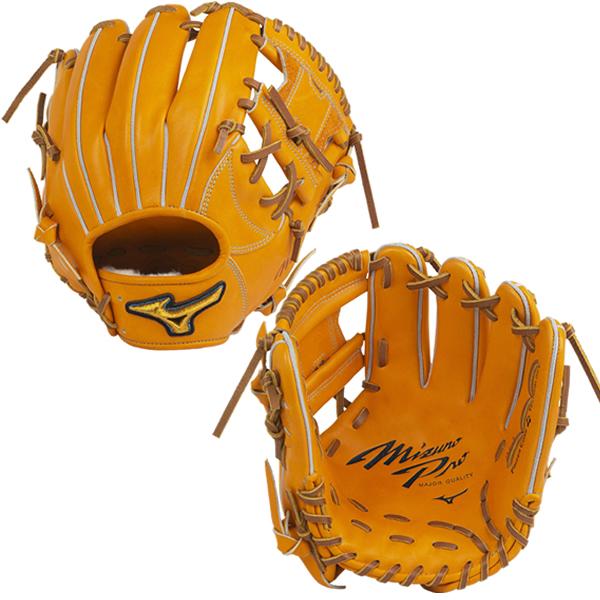 ミズノ(MIZUNO) 1AJGR22103 542 野球 グラブ 軟式 <ミズノプロ> フィンガーコアテクノロジー 内野手用1 BSSショップ限定モデル 20SS