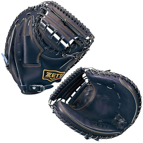 ZETT(ゼット) BRCB30912 1900N 野球 軟式ミット プロステイタスシリーズ キャッチャー用 野球 20SS