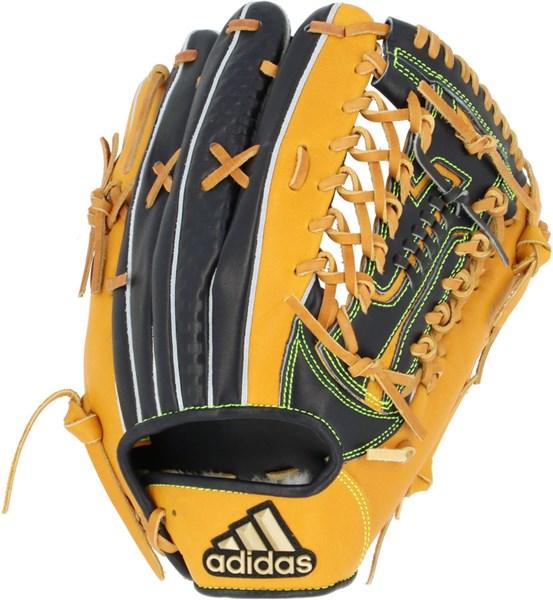 adidas(アディダス) INT79 FR3641 野球 グラブ 軟式野球用グラブ 外野手用 20Q1