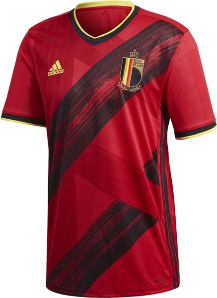adidas(アディダス) GHW83 EJ8546 サッカー レプリカシャツ ベルギー代表 ホームジャージー 20Q1