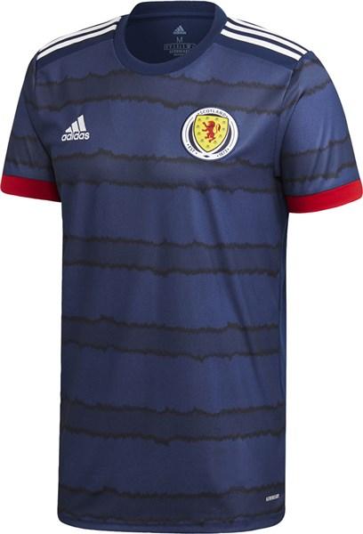 adidas(アディダス) GJS98 FH8534 サッカー レプリカシャツ スコットランド代表 ホームジャージー 20Q1