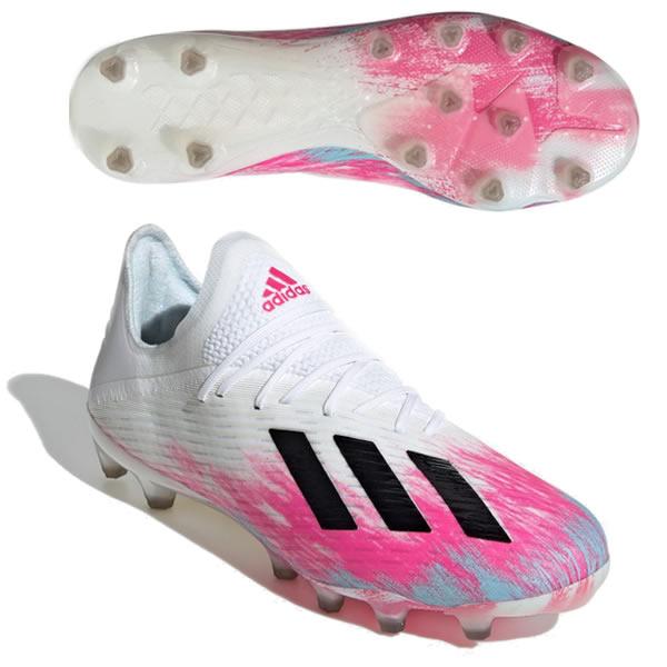 adidas(アディダス) EG7123 サッカー スパイク X エックス 19.1 AG 20Q2<今ならナンバーシールプレゼント中!>