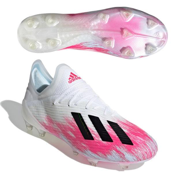 adidas(アディダス) EG7125 サッカー スパイク X エックス 19.1 FG 20Q2<今ならナンバーシールプレゼント中!>