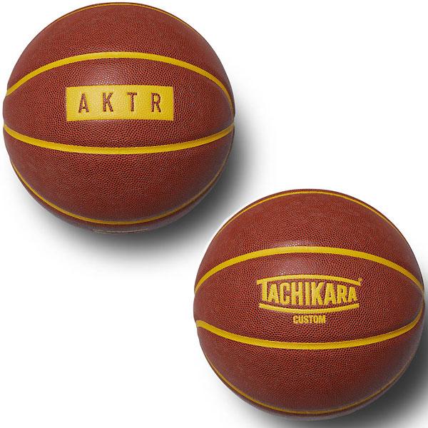 AKTR アクター 121078021 バスケットボール ボール 訳あり BASIC 7号球 送料無料限定セール中 21SS BALL xTACHIKARA