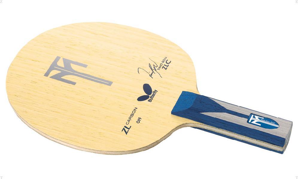 バタフライ(Butterfly) シェイクラケット ティモボル・ZLC ST 35834 卓球ラケット 12FW