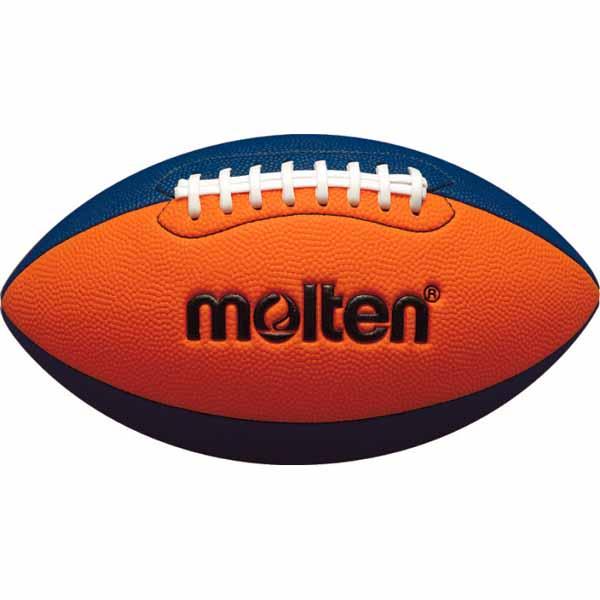 モルテン Molten 本日限定 フラッグフットボール ジュニア用 ブルー オレンジ ついに再販開始 Q4C2500OB 13SS