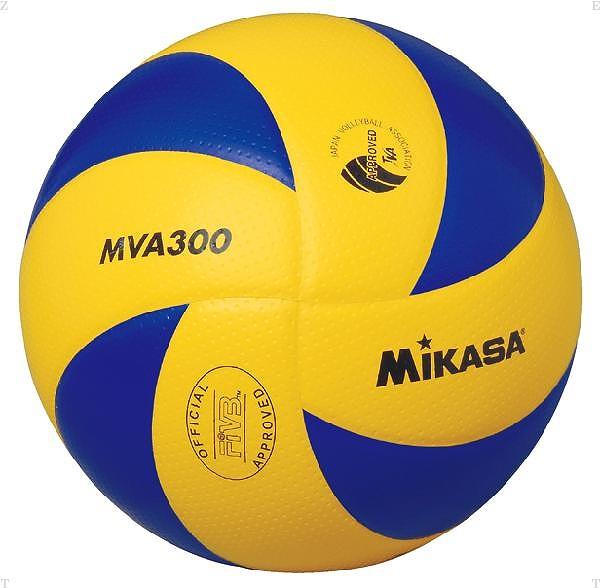 ミカサ(MIKASA) バレーボール 8枚パネル検定5号 MVA300 バレーボール 12SS