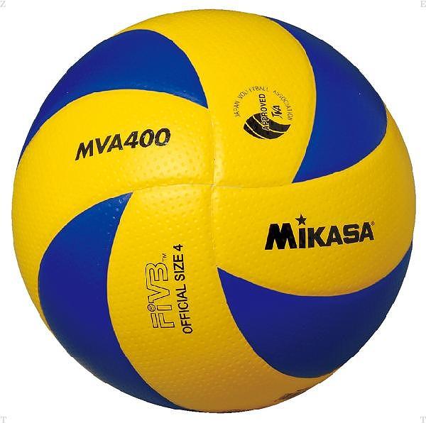 ミカサ(MIKASA) バレーボール 8枚パネル 検定4号 MVA400 バレーボール 12SS