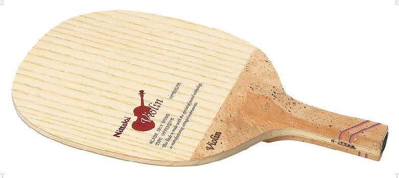 ニッタク(Nittaku) Pラケット バイオリン R-H NE6647 卓球ラケット 12SS