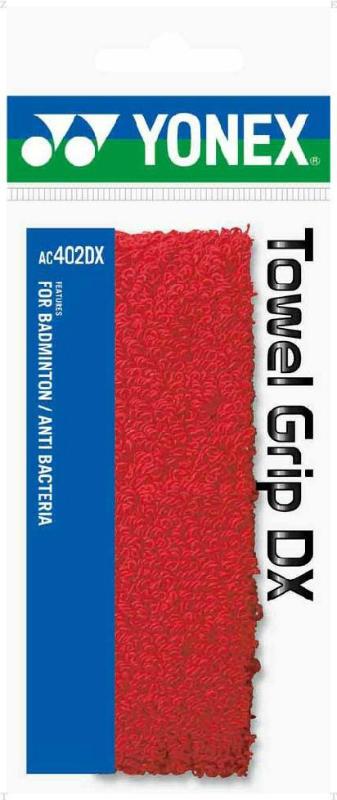 爆買い新作 Yonex ヨネックス タオルグリップDX 1本入 ストアー 13SS アクセサリー AC402DX バドミントン