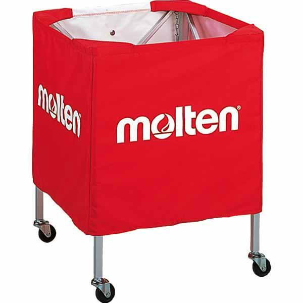モルテン(Molten) 折りたたみ式ボールカゴ(小) BK15VR 13SS