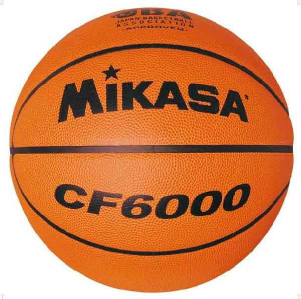 ミカサ(MIKASA) バスケットボール検定球6号 CF6000 バスケット ボール 13SS