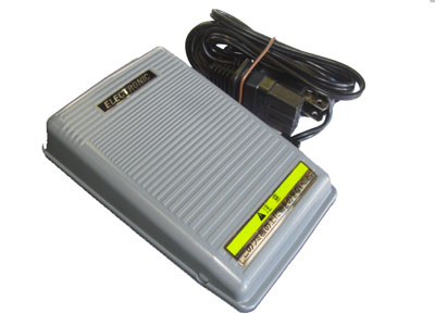 Brother for footcontroller :MODEL KD-1902