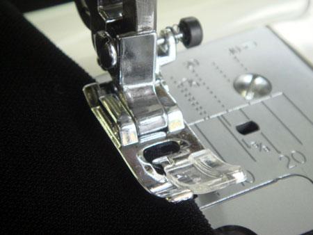 ジグザグ直線縫い押え(ブラザー用)【メール便での発送OK】