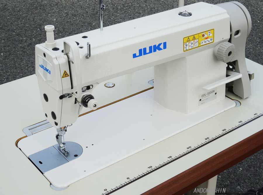 Ando Sewing Machine Juki Industrial Lockstitch Sewing Machine DDL Mesmerizing Juki Sewing Machine