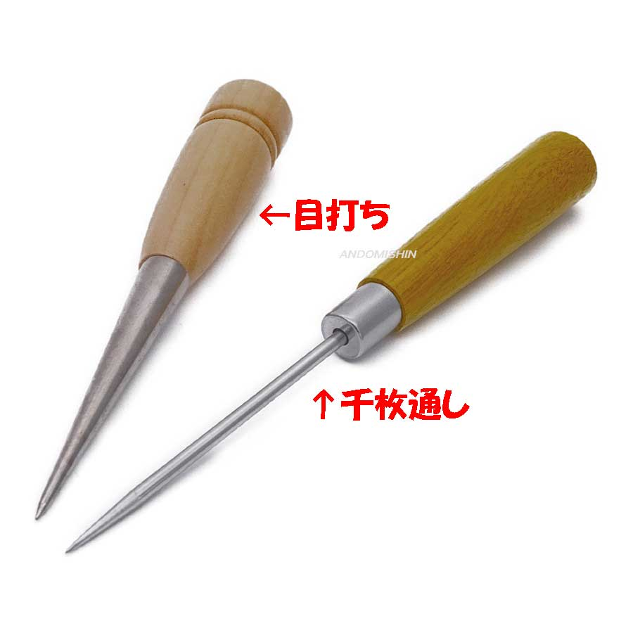 Fabric hole awl (outlet Kit) convenient for drilling