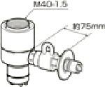 《送料区分1》パナソニック 分岐水栓 CB-SXJ6