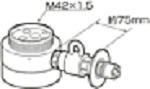 《送料区分1》パナソニック 分岐水栓 CB-SKG6