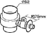《送料区分1》パナソニック 分岐水栓 CB-SXD6