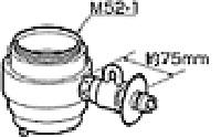 《送料区分1》パナソニック 分岐水栓 CB-SXB6