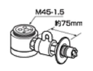 《送料区分1》パナソニック 分岐水栓 CB-SSG6