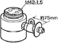 《送料区分1》パナソニック 分岐水栓 CB-SKE6