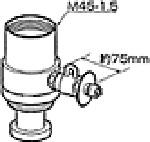 《送料区分1》パナソニック 分岐水栓 CB-SKD6