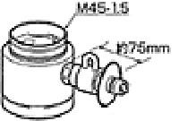 《送料区分1》パナソニック 分岐水栓 CB-SKB6