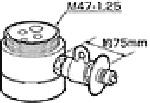 《送料区分1》パナソニック 分岐水栓 CB-SJA6