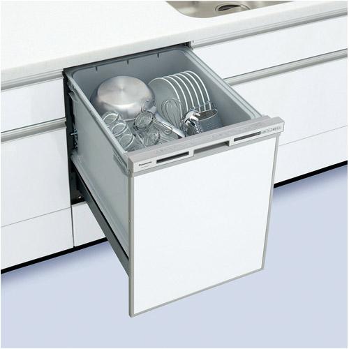 《送料区分A》パナソニック ビルトイン 食器洗い乾燥機 NP-45VD7S【ラッキーシール対応】