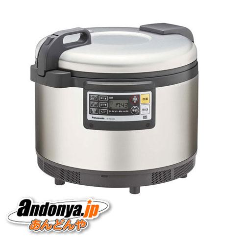 《送料区分2》パナソニック 5.4L 1~3升 業務用IHジャー炊飯器 SR-PGC54A『11月15日入荷』【ラッキーシール対応】