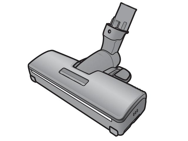 《送料区分1》パナソニック 床用ノズル AVV85P-PM0K