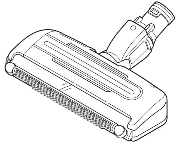 《送料区分1》パナソニック床用ノズルAMV99R-FR0W