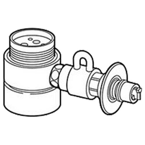 《送料区分1》パナソニック 食器洗い乾燥機用分岐栓 CB-SMF6