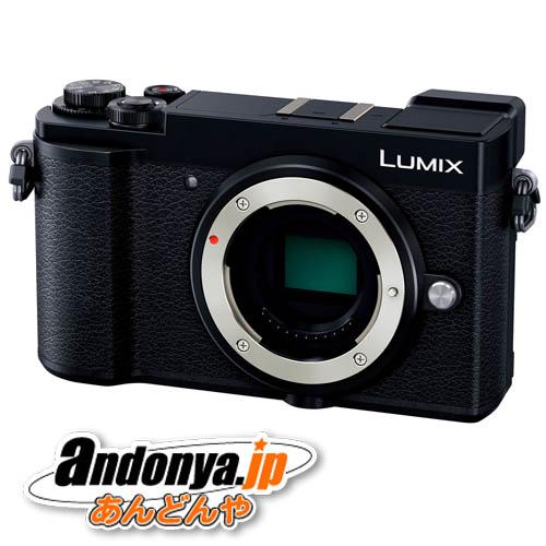《送料区分1》パナソニック LUMIX DC-GX7MK3-K ボディ [ブラック]【ラッキーシール対応】