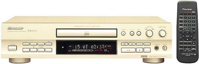 ●재고 있어●선구자 PDR-D50(24 bit・레가토・링크・전환 탑재 CD-R/CD-RW레코더) _.