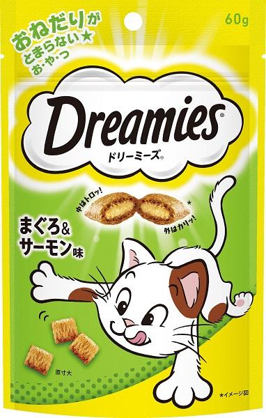 マース ドリーミーズ まぐろ 超特価 60g サーモン味 メーカー公式ショップ DRE7