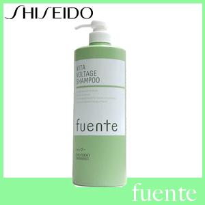 Shiseido professional Fuente Vita voltage shampoo 1000 ml pump